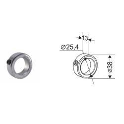 Кольцо стопорное 25025M-01