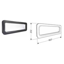 Окно акриловое для ворот DH85602 DOORHAN