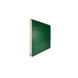 Панель 500мм TECSEDO стук/стук R 6005/9010 (Зеленый/Белый)