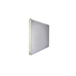 Панель 500мм TECSEDO стук/стук PRIMER/9010 (Грунт/Белый)