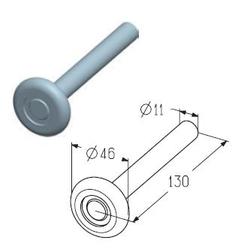 Ролик ходовой R-130-11-G