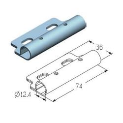 Накладка роликовая промежуточная RP112