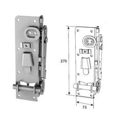 Устройство безопасности троса для 3 и 4 DH25240