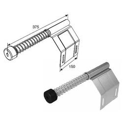 Пружинный амортизатор укороченный 25026