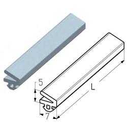 Вставка уплотнительная для калитки RSW06