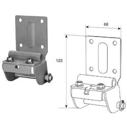 Нижний угловой кронштейн SPVE1408-RAL9003
