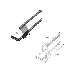 Комплект L/R пружинного амортизатора K25041