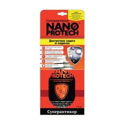 NANOPROTECH Долговечная защита от коррозии Супер Антикор - 210 мл