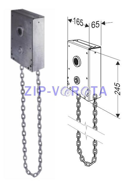 Привод ручной цепной для ворот