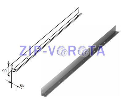 Стойка угловая модернизированная облегченная 23691B/M