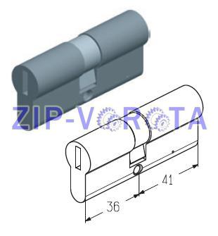 Цилиндровый механизм 36/41 мм C-36/41