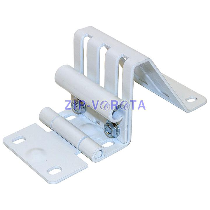 Боковая облегченная с держателем ролика N25234-3/RAL9003