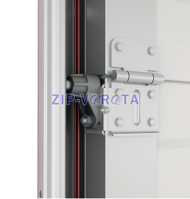 Y313N/RAL9003 опора для ворот YETT