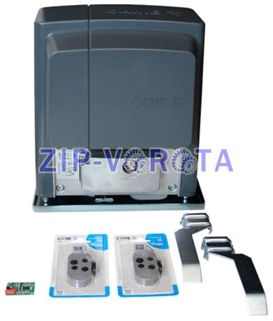 """Комплект привода CAME BX704 для откатных ворот """"001U2565RU"""" до 400 кг"""