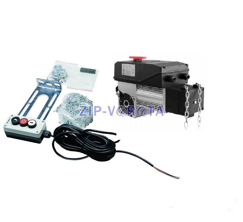 Комплект привода Shaft-60 IP65KIT вес ворот до 320 кг
